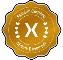 Xamarin Certified Mobile Developer